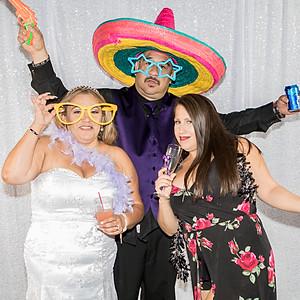 Amelia & Ruben's Wedding Photo Booth