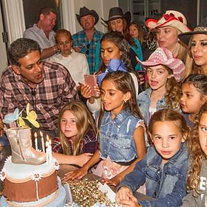 Tara's 9th Birthday