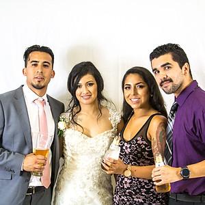 Edith & Carlos' Wedding (Photo Booth)