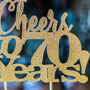 Maria Ariza's 70th Birthday Celebration