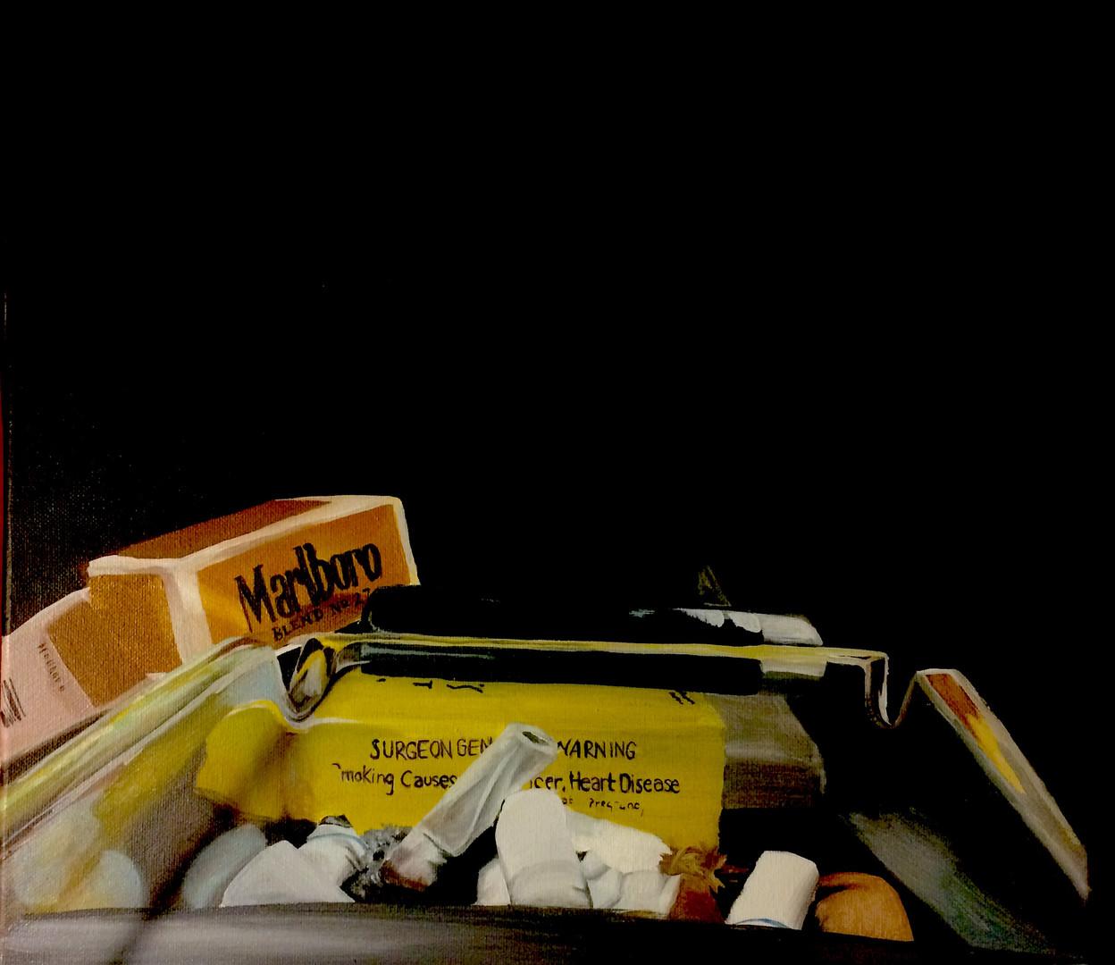 Smoking - Jonz
