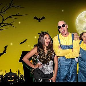 Lillian's Halloween Party