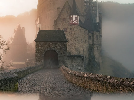 Mysteries in Haunted Castles: A Part of Every Kid's Fiction Satisfaction