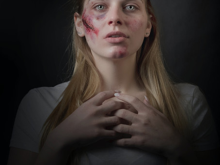 A Reflection on Domestic Violence and Abuse through Turn-Taking Poetry