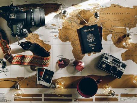 Life is short; cherish it and travel the world.