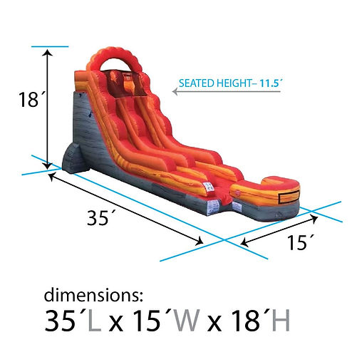 18-foot-fire-marble-inflatable-water-sli