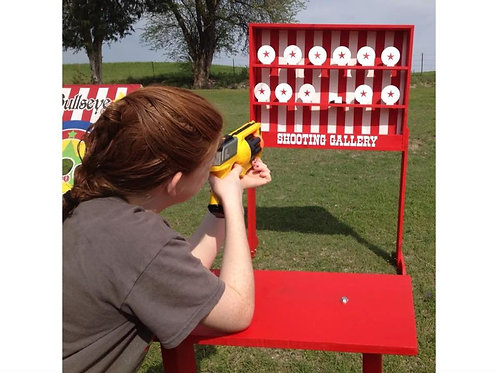 Shooting Gallery game
