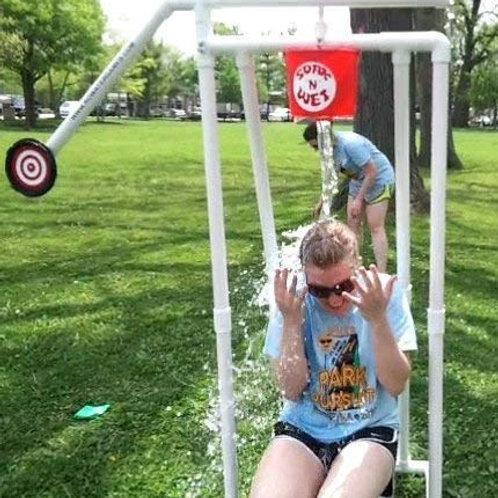 big kids Soak-N-Wet Booth game