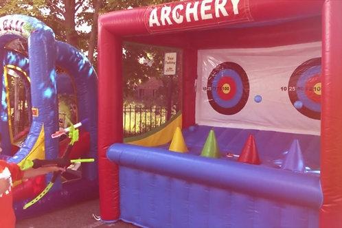 Nerf Archery game