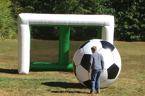 Large Soccer game Goal game