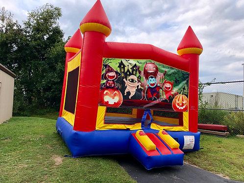 Halloween Castle bounce house