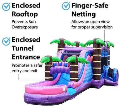 inflatable-bounce-house-water-slide-mega