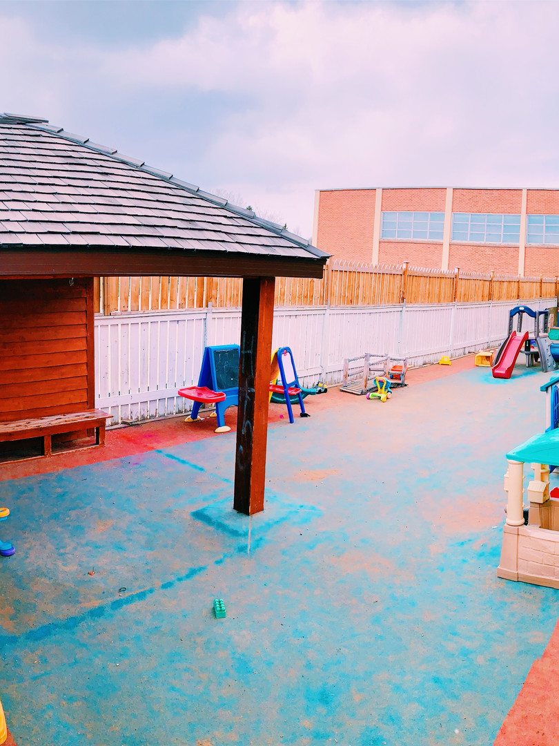 Oudoors Play Area