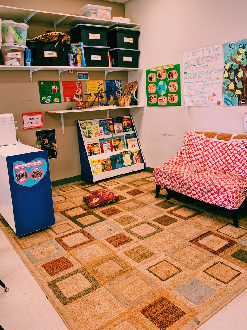 Out of School Care Play Corner
