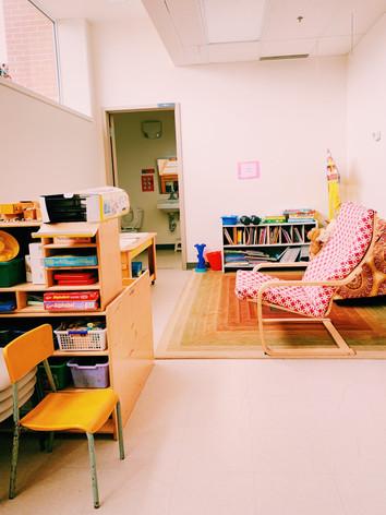 Kinders Room