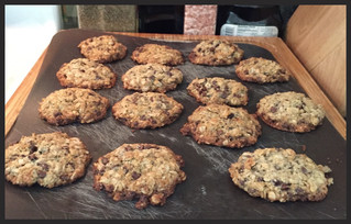 Fuel for Life: Milk and Cookies--Lactation Cookie Recipe