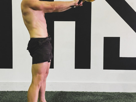 My 5 favourite things to do with a kettlebell