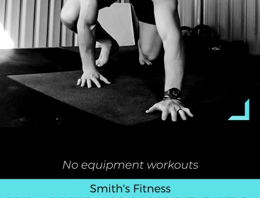 No Gym? No Worries!