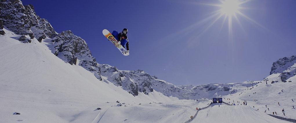 Прокат лы и сноубордов в Красной Поляне