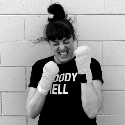 PiNK BOXiNG for Beginners Tues 5:50-6:35 pm