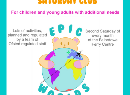 Epic Worlds Saturday Club