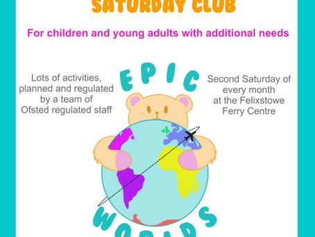 Epic Worlds Saturday Club