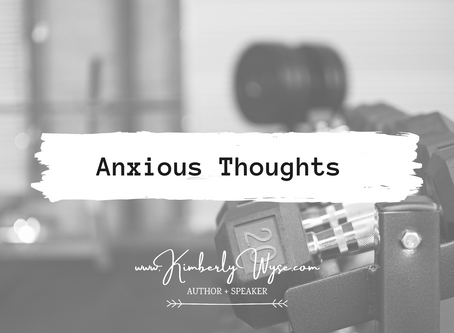 Anxious Thoughts