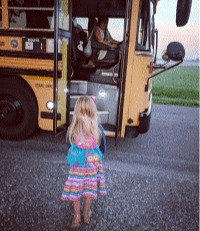 When a Special Needs Mom Sends her Typical Daughter to Kindergarten