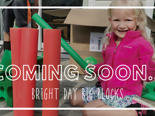 Bright Day Big Blocks Coming Soon to Mezanmi Play Cafe!