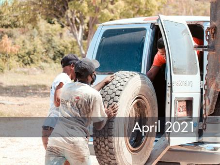 Impact Report - April 2021