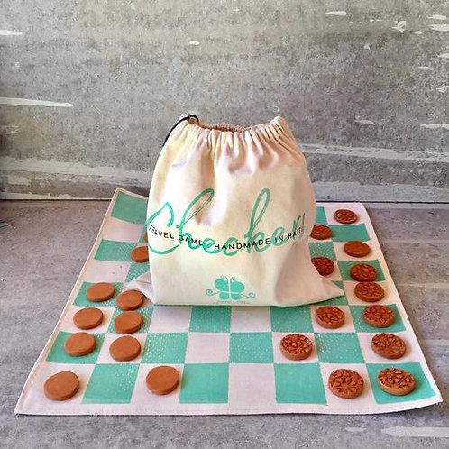 Checkerboard - Travel Set
