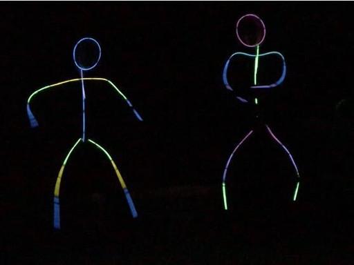 Glow Stick People