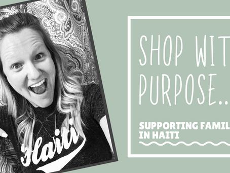 Shop and Drink with Purpose!