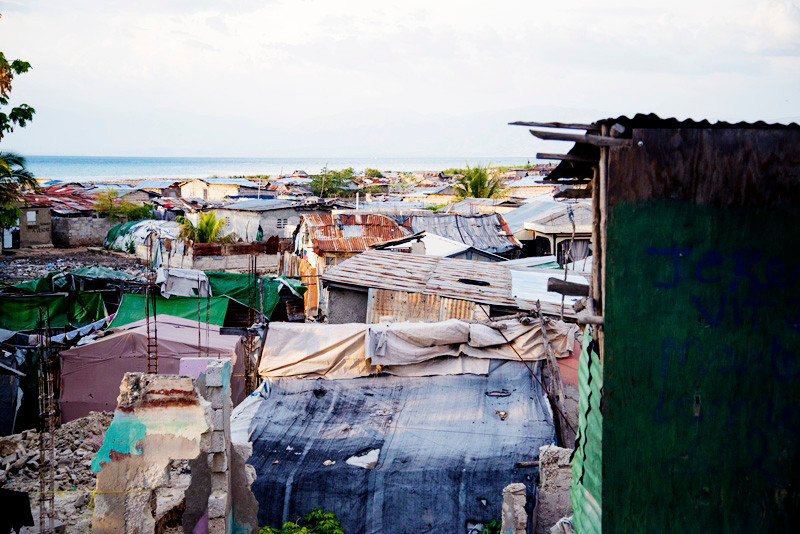 haiti poverty