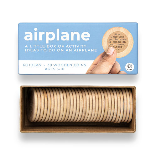 AIRPLANE - ACTIVITIES FOR KIDS ON AN AIRPLANE