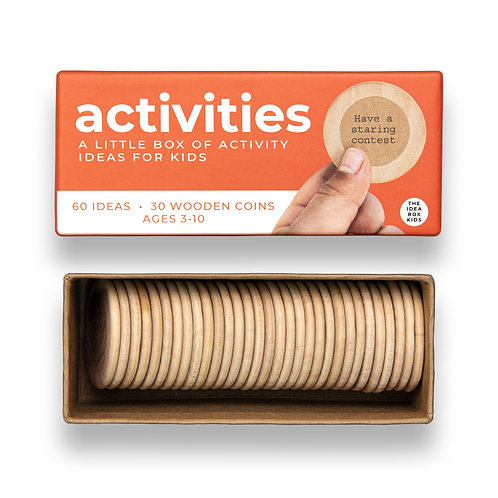 ACTIVITIES - SIMPLE ACTIVITIES FOR KIDS