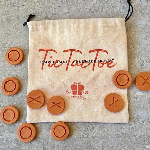 Tic Tac Toe - Travel Set