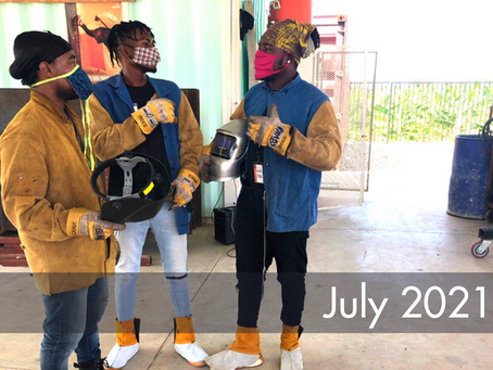 Impact Report - July 2021