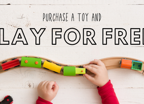 Help Us Furnish Our Play Cafe and Play For FREE!