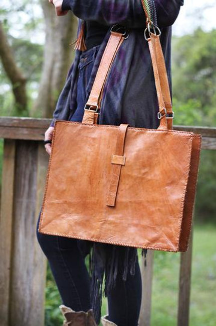 Goat Leather Tote
