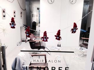 メリークリスマス飾り (^_-)-☆