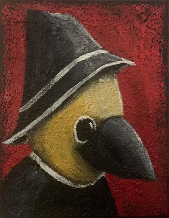 Pilgrim bird