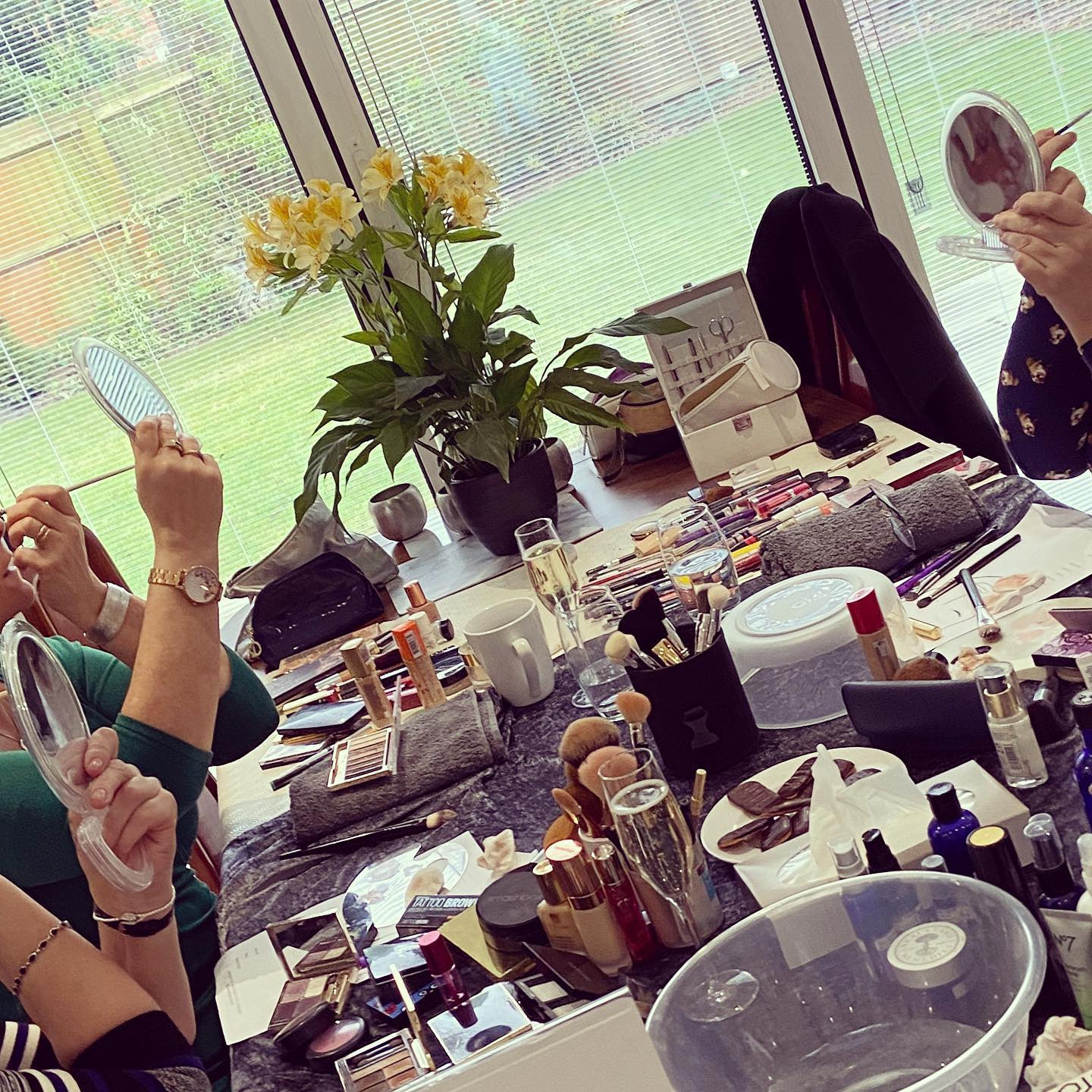 Make Up Masterclass with Afternoon Tea