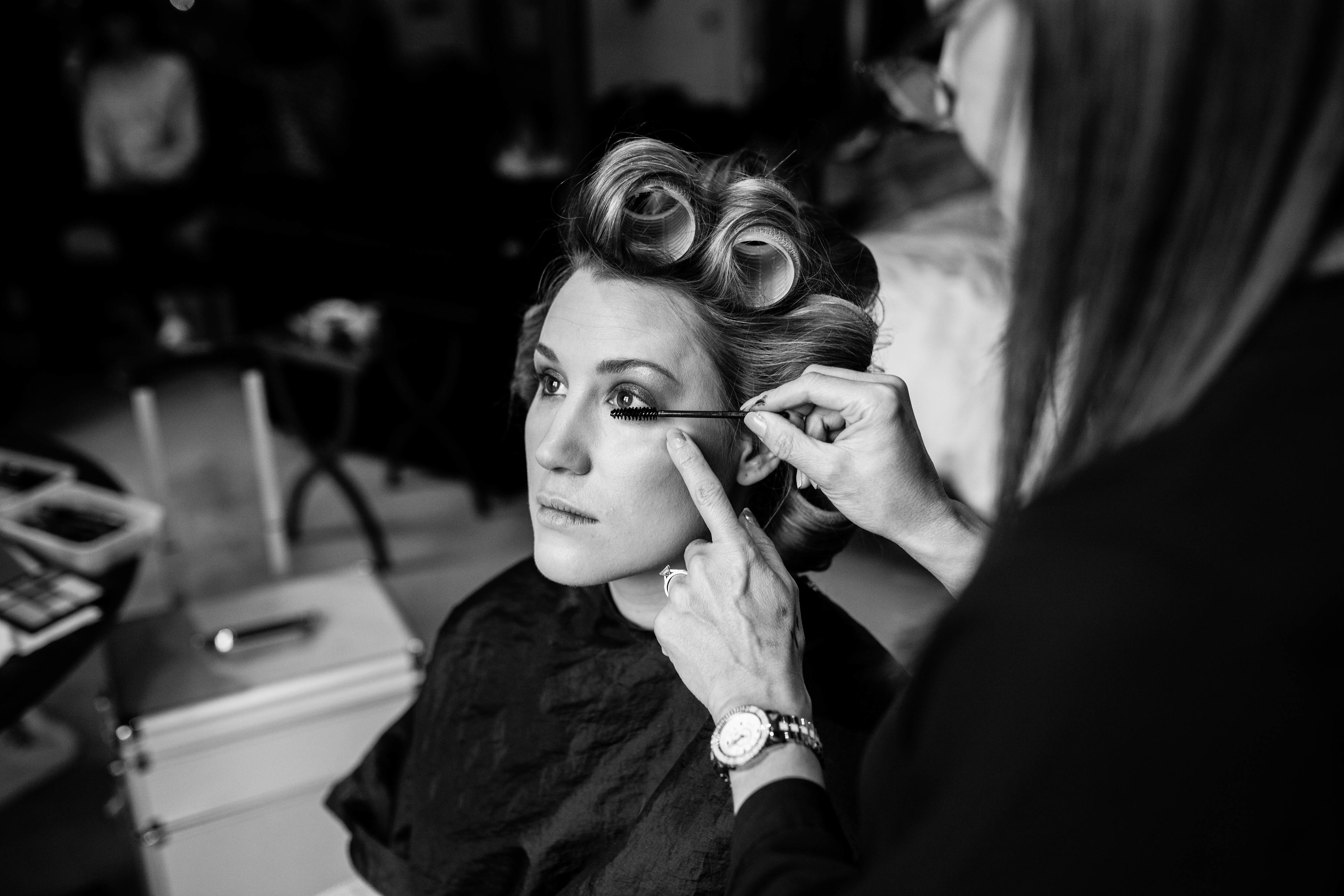 Make up by Catherine Batour