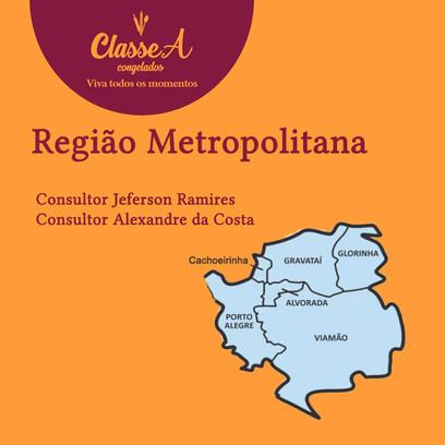 Regiao Metropolitana