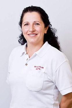 Doktor Sevinc Caglar ist Fachärztin für Allgemeinmedizin