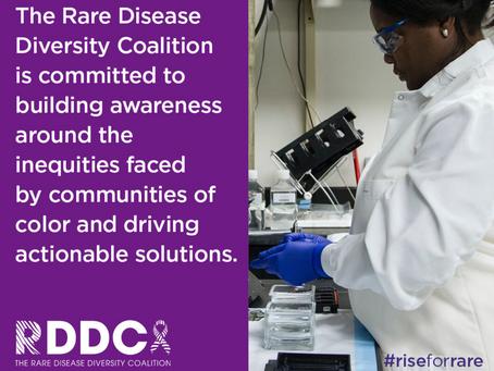 How the Rare Disease Diversity Coalition advocates for Minority Rare Disease Patients