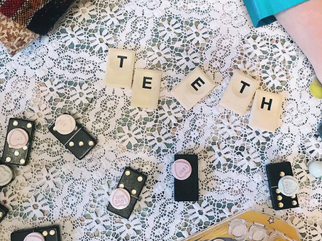New Music: Stepbrother // Teeth