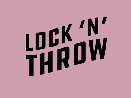 New Music: Lock 'N' Throw // Estranged