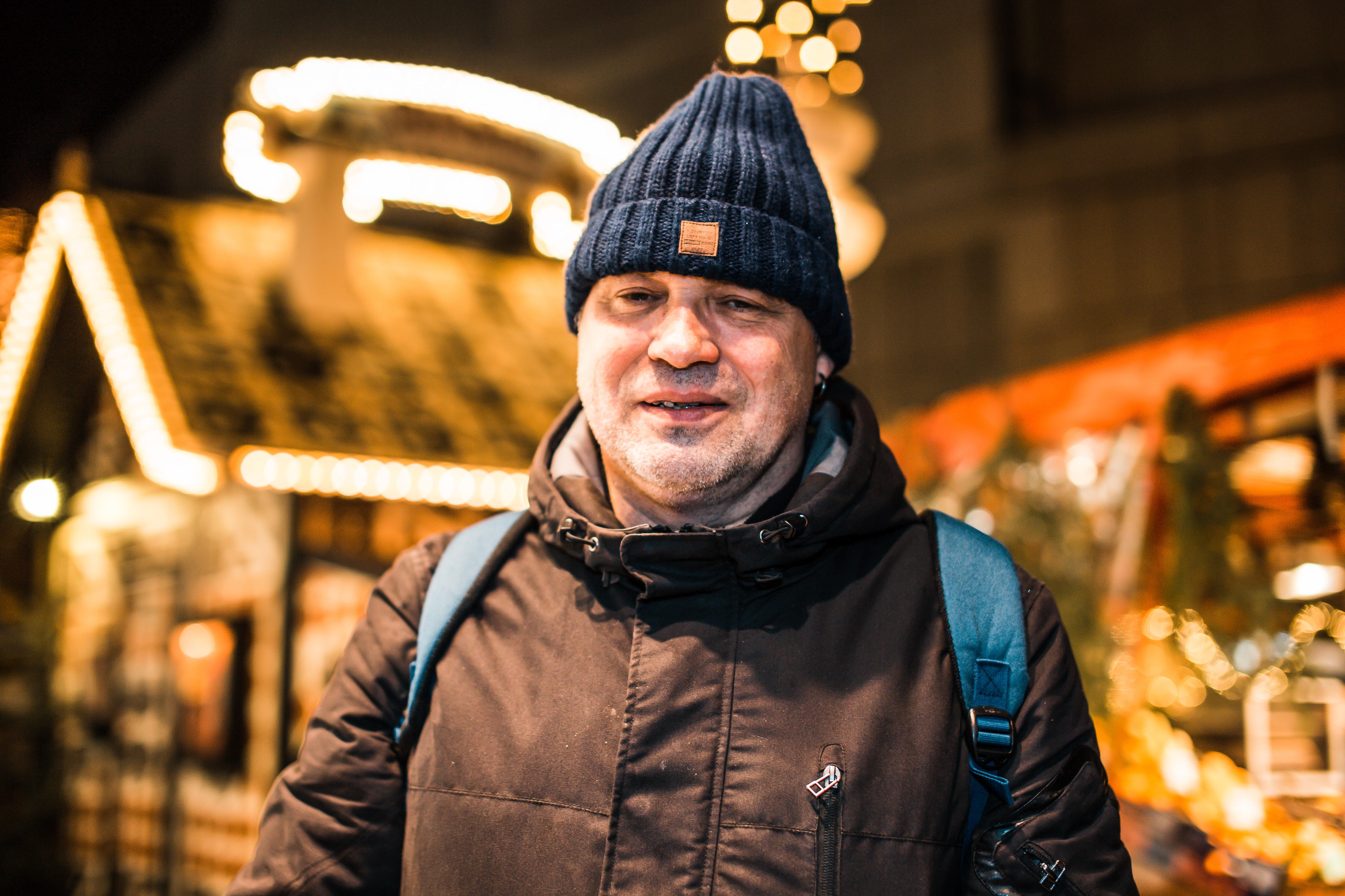 Robert 57, aus München